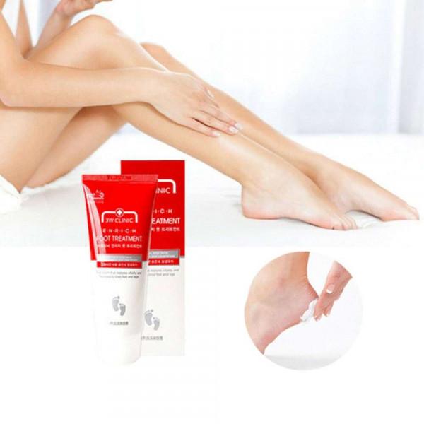 3W Clinic Крем для ног лечебный (100 мл)