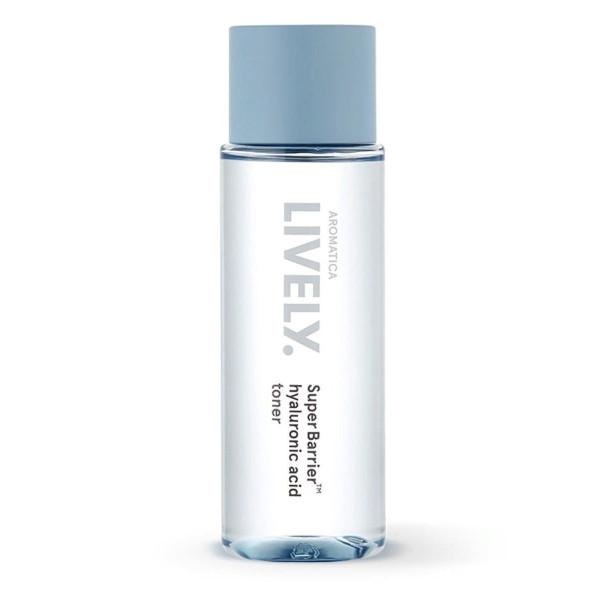 AROMATICA Увлажняющий тонер с гиалуроновой кислотой LIVELY SuperBarrier™ Hyaluronic Acid Toner (130 мл)