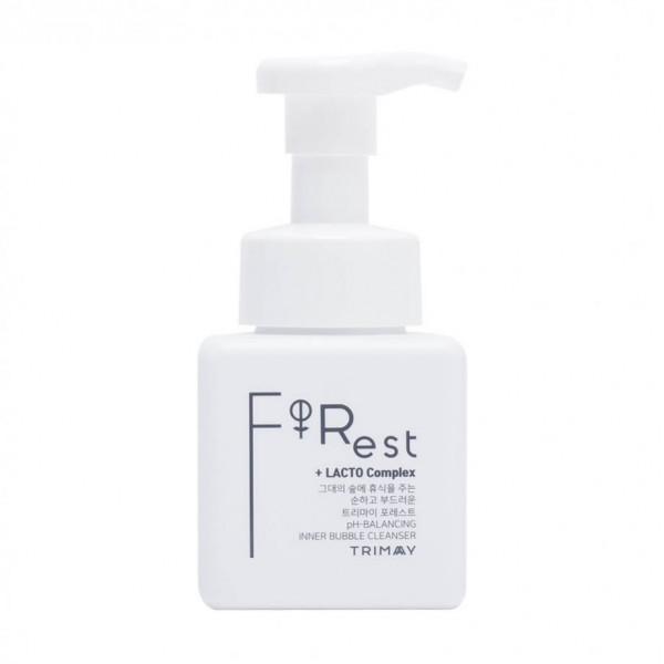 TRIMAY Пенка для интимной гигиены с лактобактериями Forest Lacto Complex pH-Balancing Inner Bubble Cleanser (235 мл)