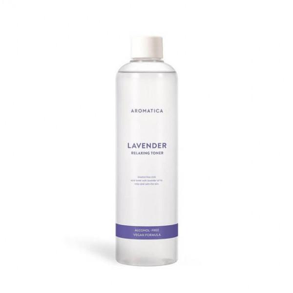 AROMATICA Успокаивающий тонер с лавандой Lavender Relaxing Toner (350 мл)