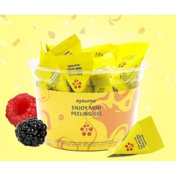 Ayoume Пилинг-гель для лица с фруктовыми кислотами