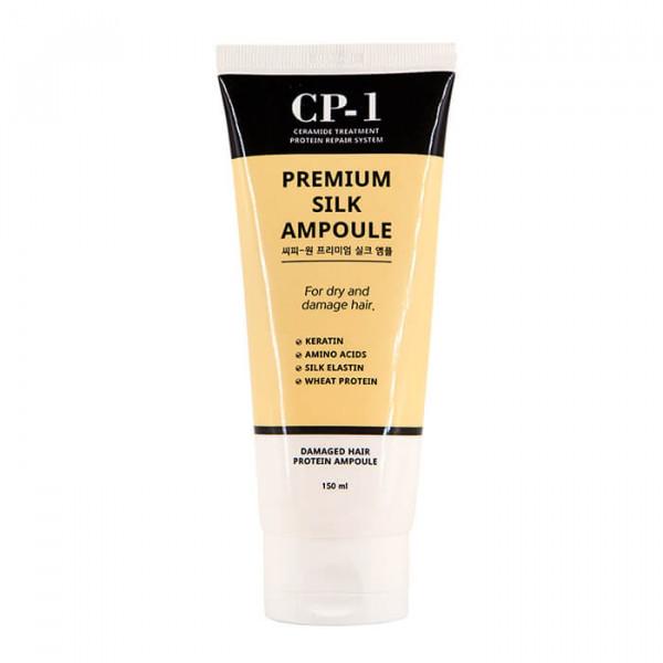 Esthetic House CP - 1 Несмываемая сыворотка для волос с протеинами шёлка (150 мл)