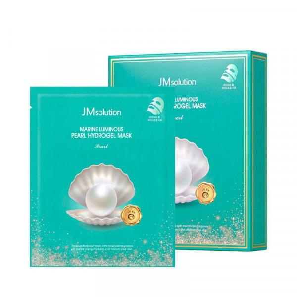 JMsolution Гидрогелевая маска с экстрактом жемчуга