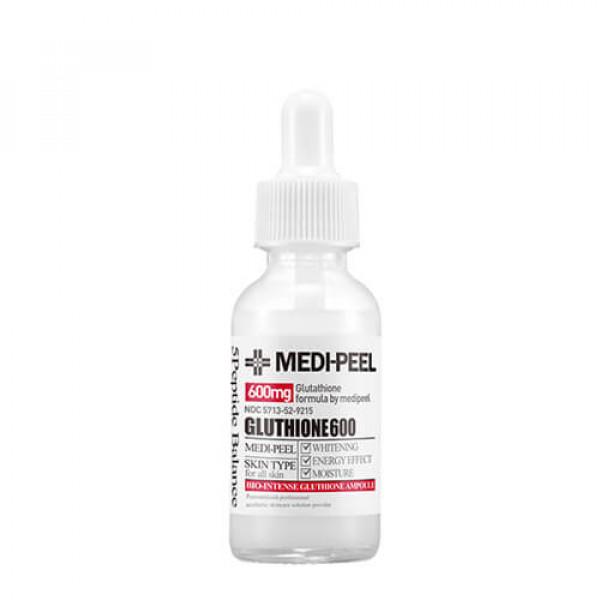 MEDI-PEEL Осветляющая ампульная сыворотка с глутатионом 600 мг (30 мл)