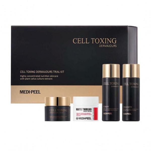 Medi-Peel Набор миниатюр со стволовыми клетками и пептидами