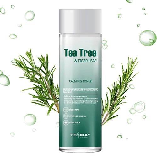 TRIMAY Успокаивающий тонер с чайным деревом и центеллой (210 мл)