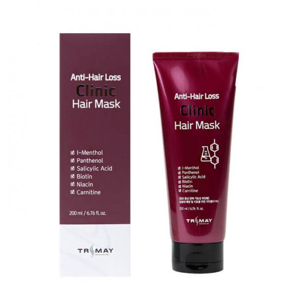 Trimay Пептидная маска против выпадения волос Сlinic Hair (200 мл)