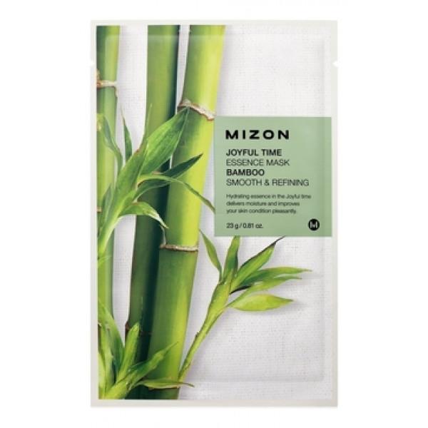 MIZON Тканевая маска для лица с экстрактом бамбука