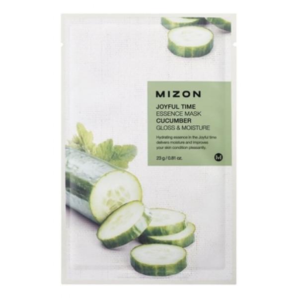 MIZON Тканевая маска для лица с экстрактом огурца