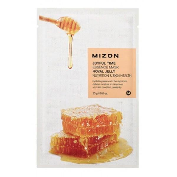 MIZON Маска для лица тканевая c маточным молочком