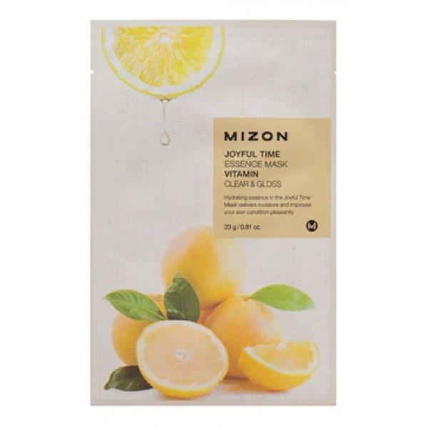 MIZON Маска для лица тканевая c витамином С
