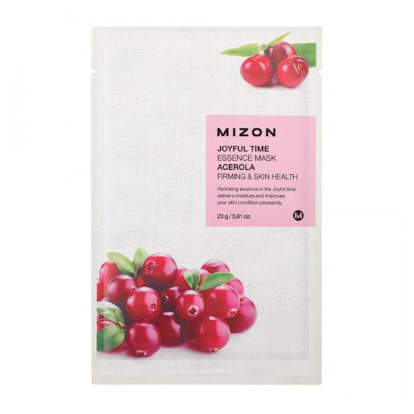 MIZON Тканевая маска для лица с экстрактом ацеролы