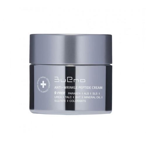 Bueno Антивозрастной пептидный крем против морщин Anti-Wrinkle Peptide Cream (80 мл)
