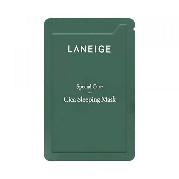 LANEIGE Ночная восстанавливающая и успокаивающей маска с экстрактом центеллой