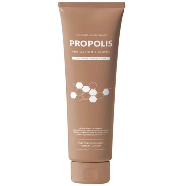 Pedison Шампунь для интенсивного питания и восстановления поврежденных волос с прополисом (100 мл)