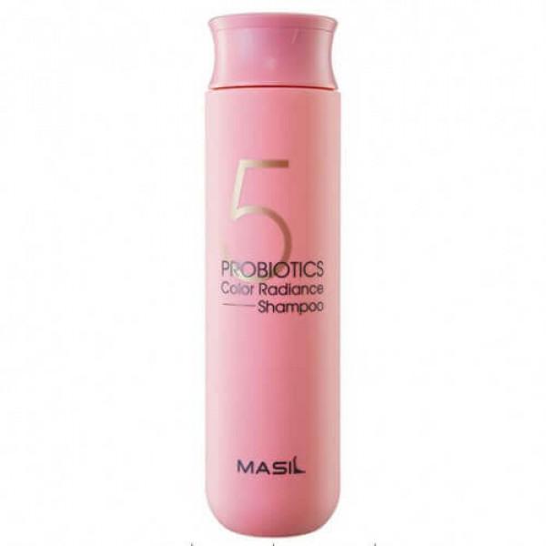 MASIL Шампунь с пробиотиками для защиты цвета 5 Probiotics Color Radiance Shampoo (300 мл)