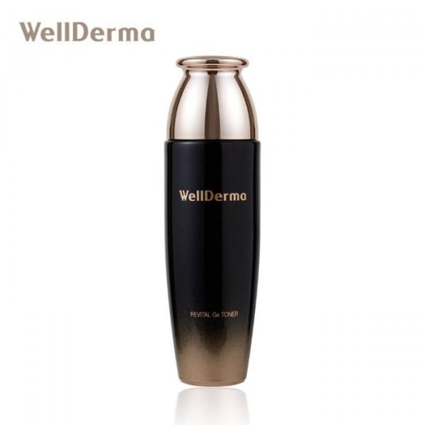 Wellderma Антивозрастной Ревитализирующий тонер с германием (150 мл)