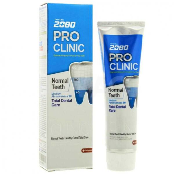 Dental Clinic 2080 Зубная паста профессиональная защита Pro Clinic (125 гр)