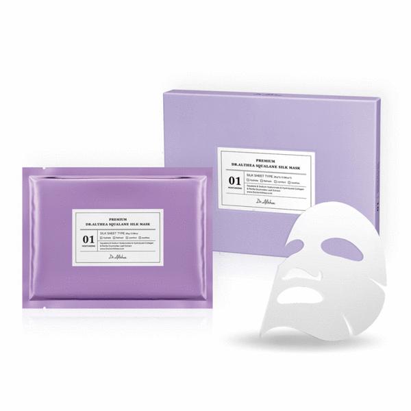 DR. ALTHEA Тканевая маска для лица сквалан