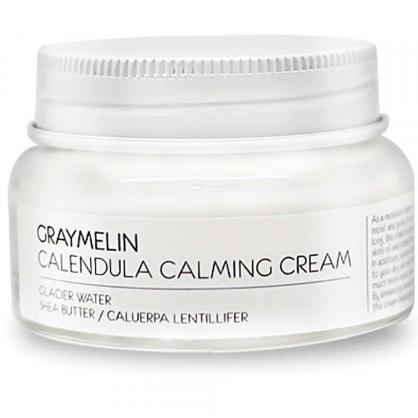 Graymelin Успокаивающий крем для лица с календулой (50 мл)