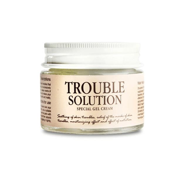 Graymelin Лечебный гель-крем против акне Trouble Solution (50 мл)