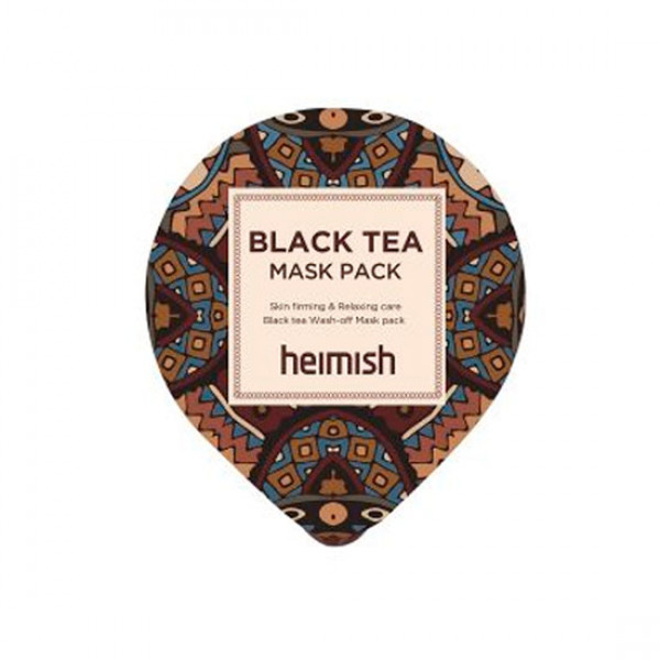 Heimish Лифтинг-маска против отеков с экстрактом черного чая (5 мл)