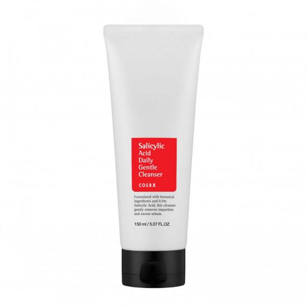 COSRX Пенка для умывания с салициловой кислотой для проблемной кожи Salycylic Acid Dayly Gentle Cleanser (150 мл)