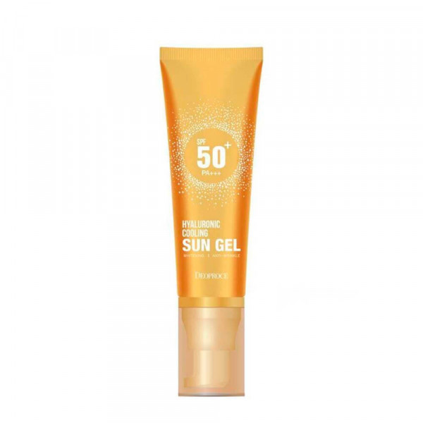 Deoproce  Освежающий солнцезащитный крем SPF 50+ PA+++ (50 мл)